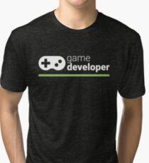 Game Developer Tri-blend T-Shirt