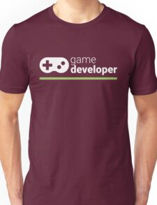 Game Developer Unisex T-Shirt