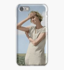 Dorothea Lange iPhone Case/Skin