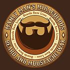 Manly Beard Wax by robotrobotROBOT