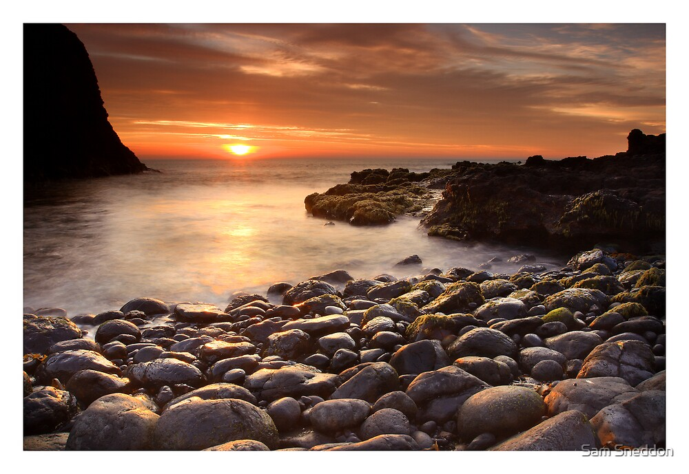 Sun and Stone by Sam Sneddon