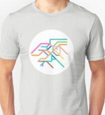 Mini Metros - Stuttgart, Germany Unisex T-Shirt