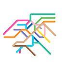 Mini Metros - Stuttgart, Germany by transitoriented