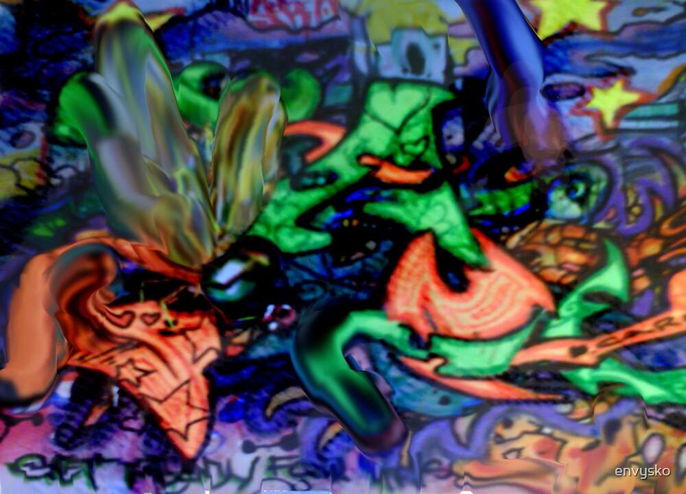cara dragon fly by envysko