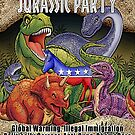 Jurassic Party by ayemagine