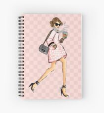 Be Fabulous! Spiral Notebook