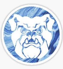 Butler Bulldog Sticker
