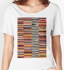 Etchnic Scandinavian Pattern Women's Relaxed Fit T-Shirt