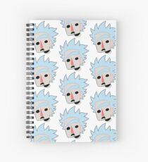 Rick and Morty - Rick Sanchez Spiral Notebook