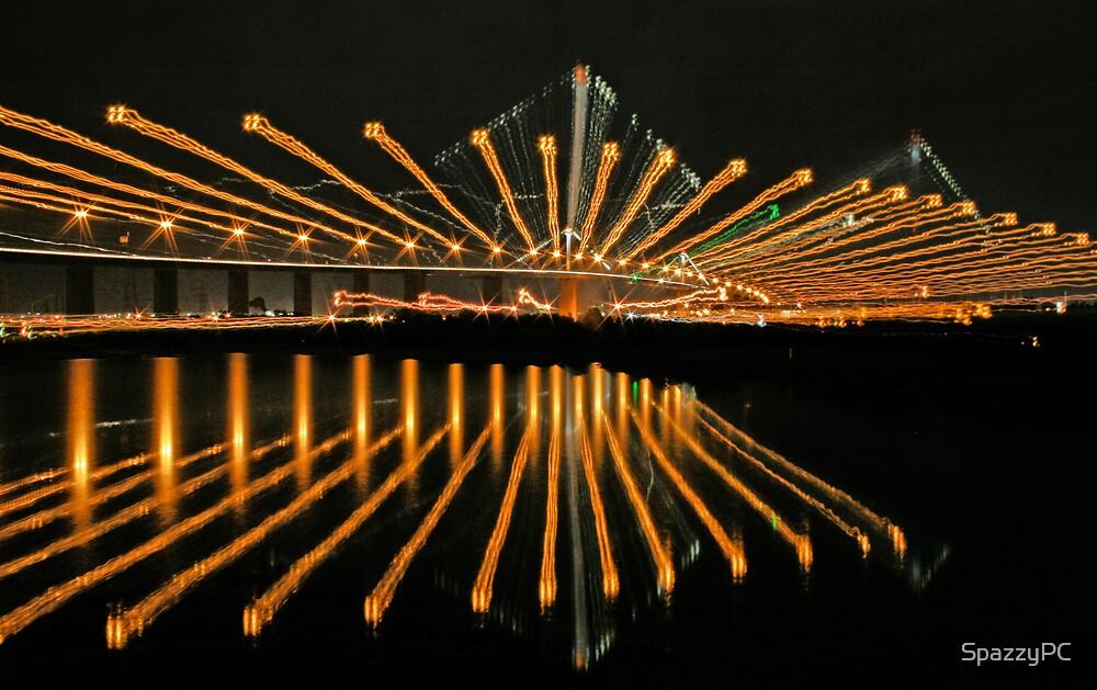 Westgate Bridge, Melbourne by Paul Clarke