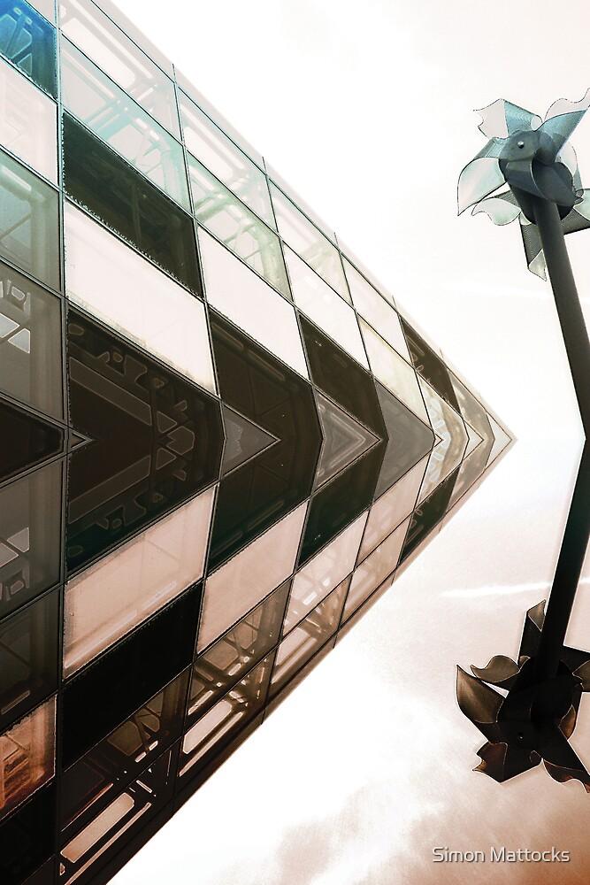 Manchester Windmills by Simon  Mattocks