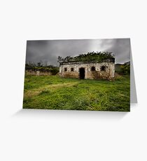 Gaol House Greeting Card