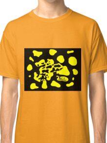Yellow Dart Frog Classic T-Shirt