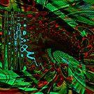 Peacock  by technochick