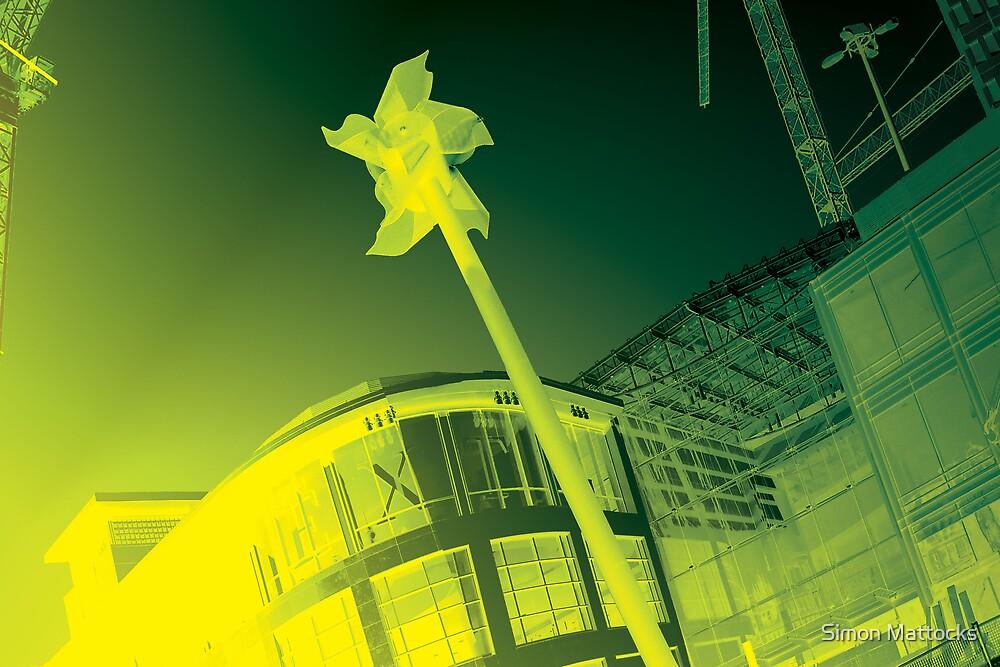 Next Windmill by Simon  Mattocks