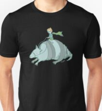 Armadillo & Boy (colour) T-Shirt