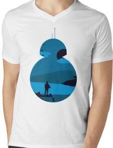 Star Wars VII - Starship Mens V-Neck T-Shirt