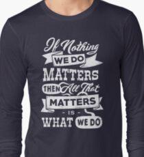 Vampire Philosophy T-Shirt