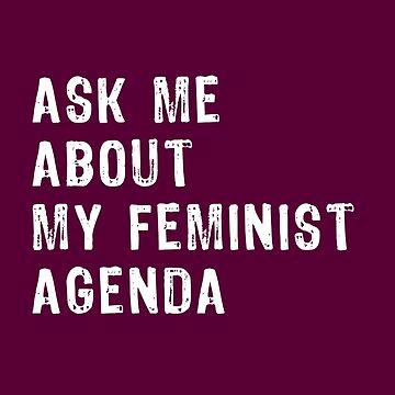 MI AGENDA FEMINISTA de wexler