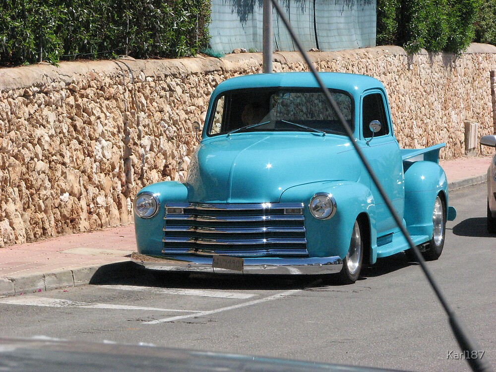 Chevy Truck by Karl187