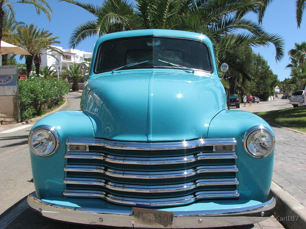 Chevy Truck 2 by Karl187