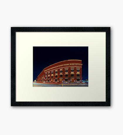 Old Fremantle Woolstores Building (Multi Row Panorama)  Framed Print