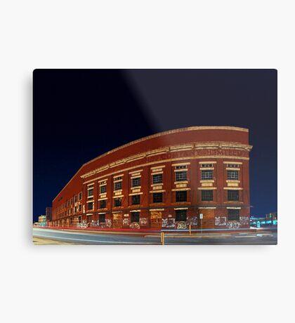 Old Fremantle Woolstores Building (Multi Row Panorama)  Metal Print