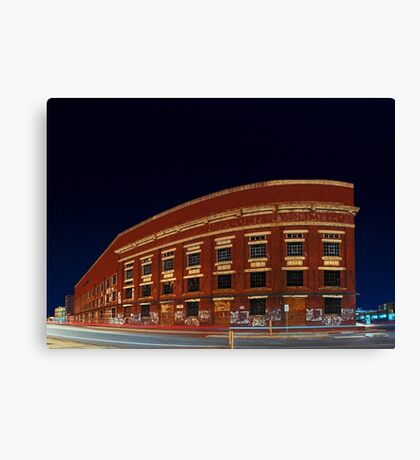 Old Fremantle Woolstores Building (Multi Row Panorama)  Canvas Print