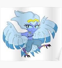 Harpy Shantae Poster