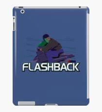 FLASHBACK - CLASSIC PC GAME (1992) iPad Case/Skin