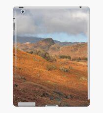 Langdale Fells  iPad Case/Skin