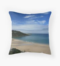 Cornwall at it's best Throw Pillow