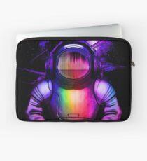 Musik im Weltraum Laptoptasche