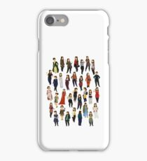 Every Clara Outfit Ever   S8 iPhone Case/Skin