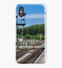 Levisham Station iPhone Case/Skin