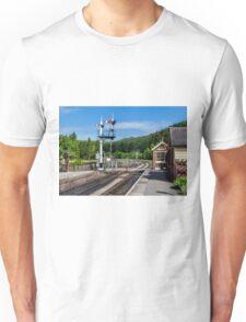 Levisham Station T-Shirt