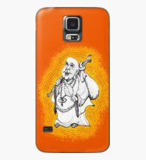 Buddha On His Way  Case/Skin for Samsung Galaxy