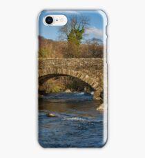 Packhorse Bridge River Duddon iPhone Case/Skin