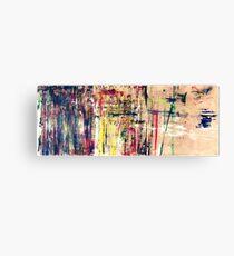 Squeegee  Canvas Print