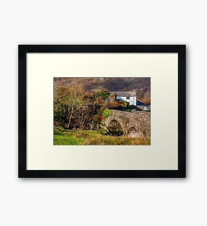 River Cottage Framed Print