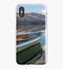 Sailing on Ullswater iPhone Case/Skin