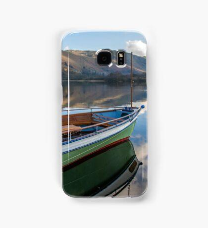 Sailing on Ullswater Samsung Galaxy Case/Skin