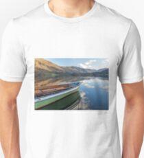 Sailing on Ullswater Unisex T-Shirt