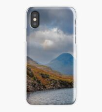 Wastwater Lake District iPhone Case/Skin