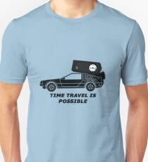 Time Travel is possible ©  Unisex T-Shirt