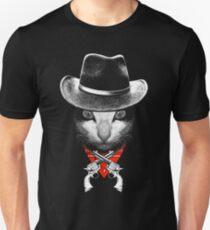 Cowboy Cat Unisex T-Shirt