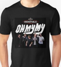 ONE REPUBLIC OH MY MY CIVIC TOUR 2017 KUNTUM Unisex T-Shirt