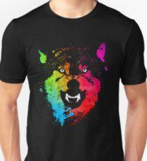 Neon Wolves Unisex T-Shirt