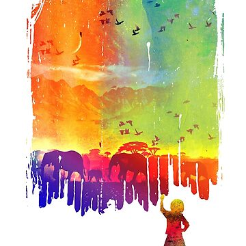 Safari Paint by moncheng
