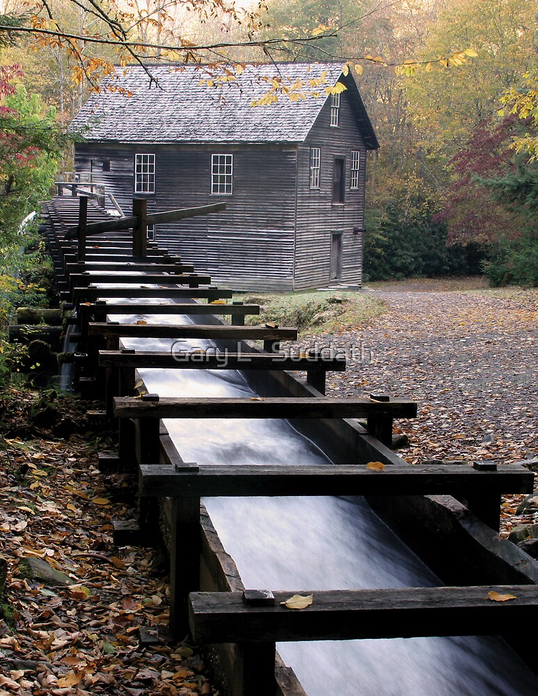 Mingus Mill VI by Gary L   Suddath